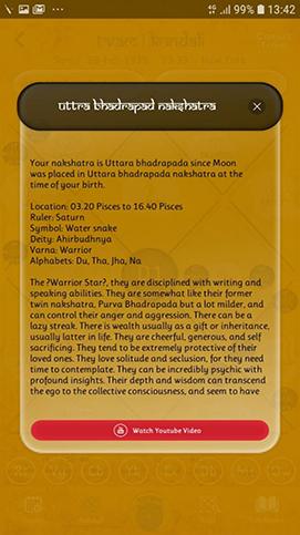 Best astrology and Kundali app- Tvam